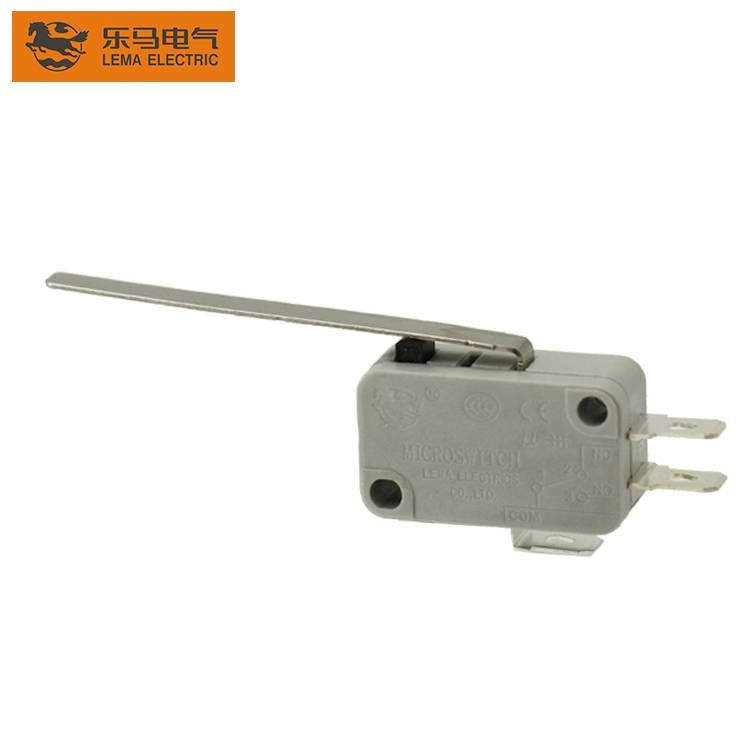 High Quality KW7-9 Snap Action Basic Slide Certificated Micro Switch