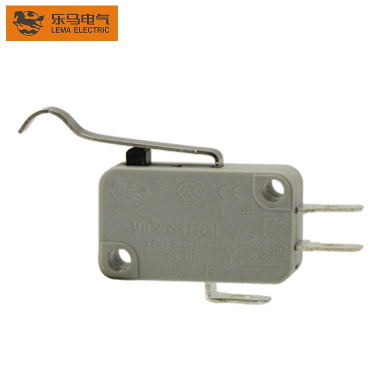 Lema KW7-51 bent lever sensitive micro switch electric lever microswitches