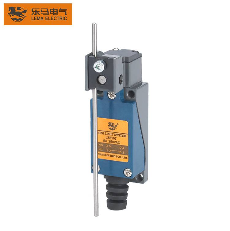 Lema LZ8107 adjustable rod electrical 5a 250vac heavy duty limit switch