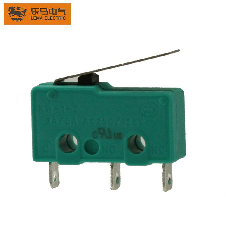 Lema KW12-1I 3 pins micro switch 250v ac micro switch t105 5e4
