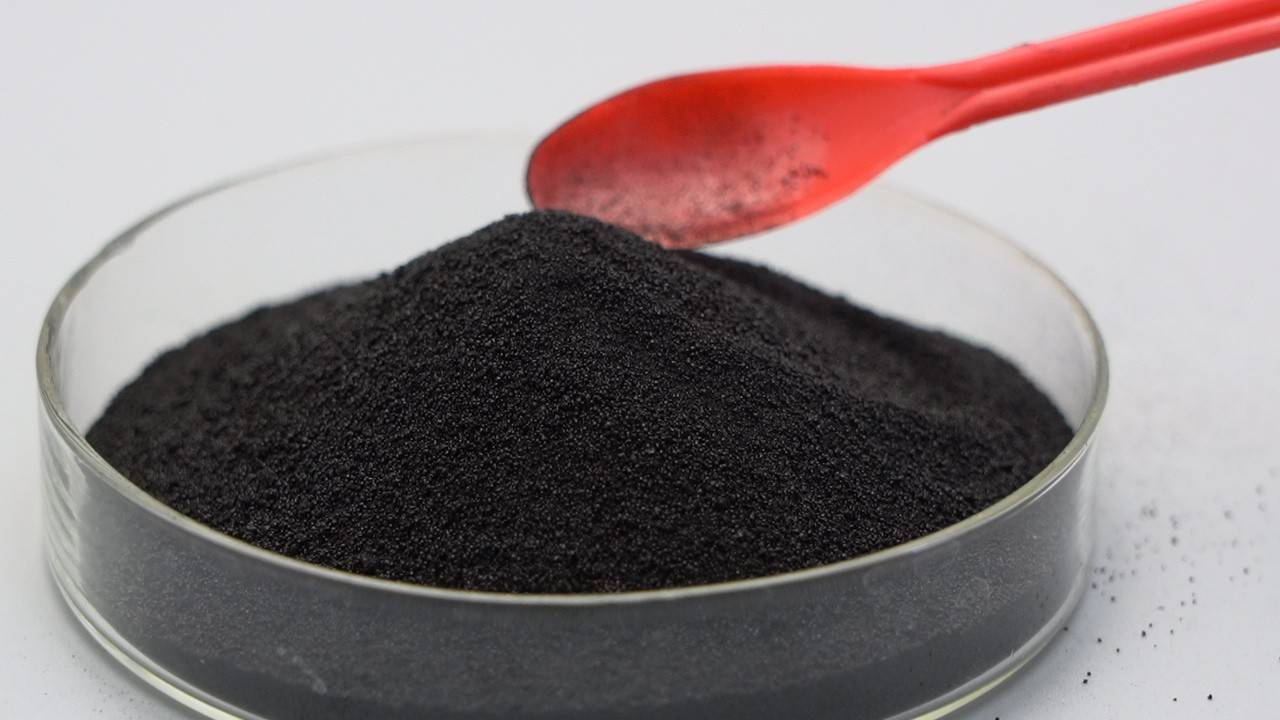 The application method of potassium humate