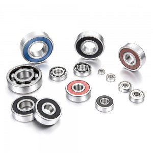 Deep groove ball bearing 16000 series