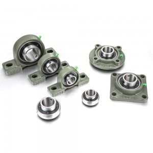 Bearings Units And Housings UCF Series