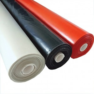 Plastic Sheet in Rolls