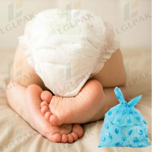 Disposable Diaper Sack-Nappy Bag