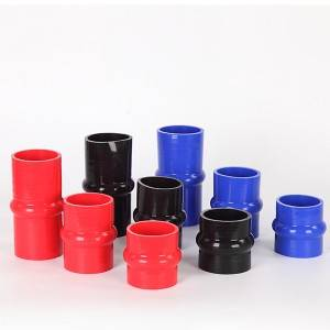 High Temp Reinforced Silicone Hump Coupler Hoses
