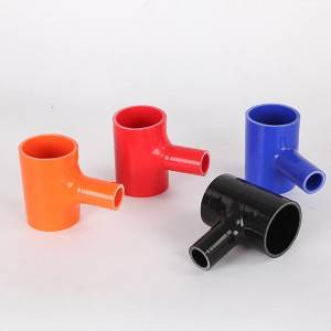 T shape Silicone Coupler