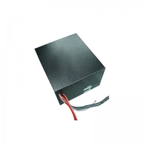 High power excellent discharging performance 12V 130Ah LiFePO4 battery pack for motor home and caravan