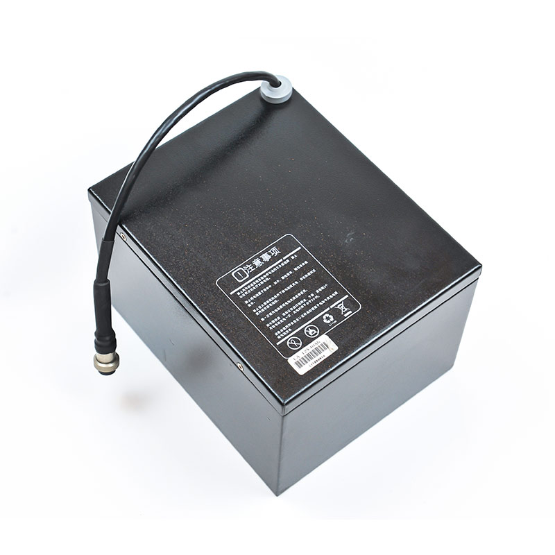 Widely working temperature high durability 12V 60Ah lithium battery pack for online monitoring system Featured Image