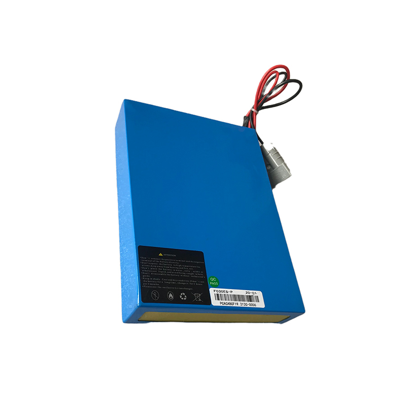 Hot shrink film light weight 48V 20Ah LiFePO4 battery pack for signal system Featured Image