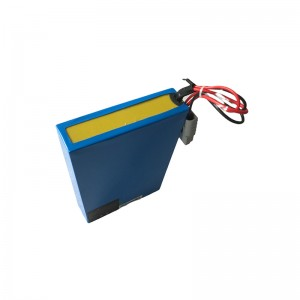 Hot shrink film light weight 48V 20Ah LiFePO4 battery pack for signal system