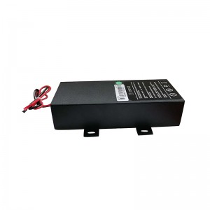Small dimension light weight 6V 10Ah Lifepo4 battery pack with built-in BMS