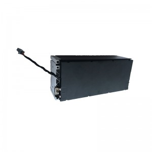 LiFePO4 battery module (8 x 50Ah cell)