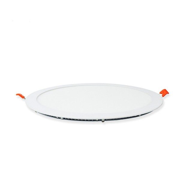 18W 240mm UL DLC Dimming Round LED Panel Downlight 10inch