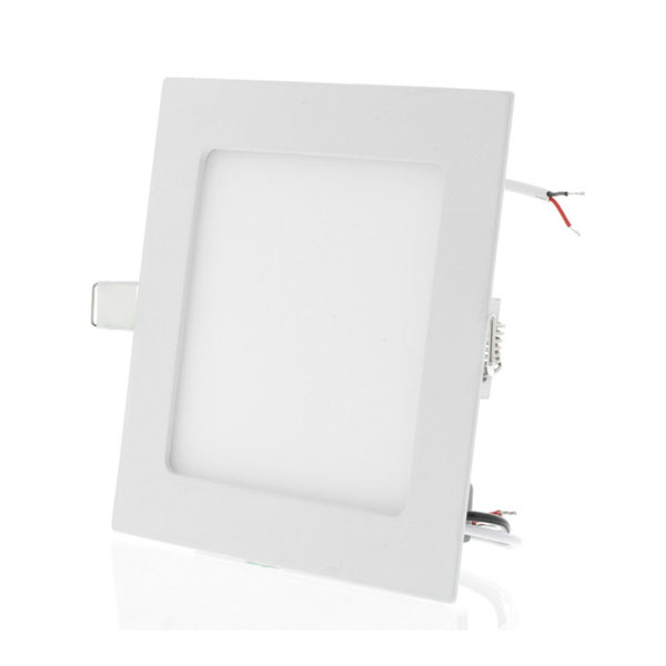 12W 150×150 Square CCT Tunable White LED Flat Panel Downlight