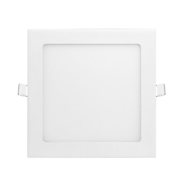 20W 225x225mm Recessed CCT Square LED Ceiling Panel Down Light