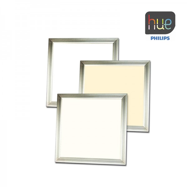 25W 295×295 Philips Hue Recessed CCT Dimming LED Ceiling Panel Lamp