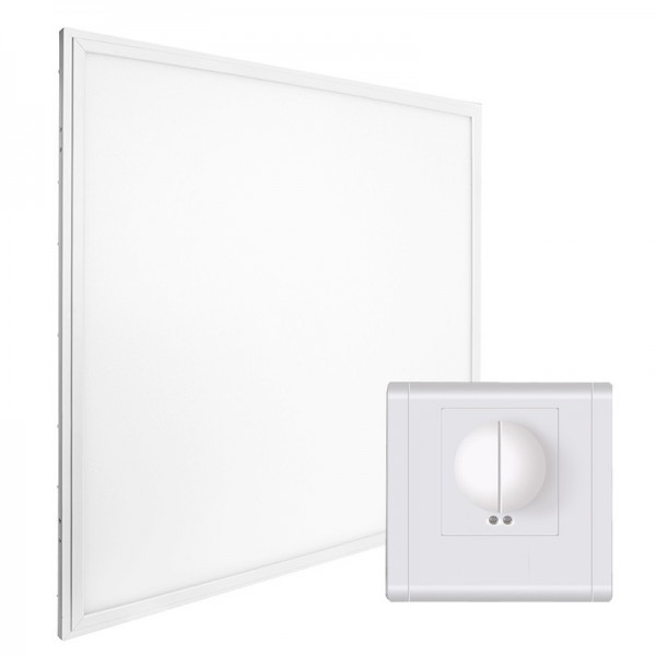 36W 40W 62×62 Recessed Motion Sensor LED Panel Light 60×60