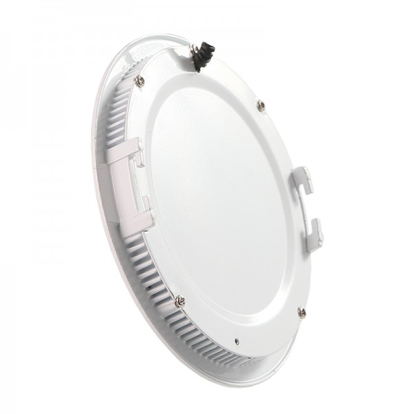 15W 200mm SMD2835 Round LED Panel Light Fixtures 8inch