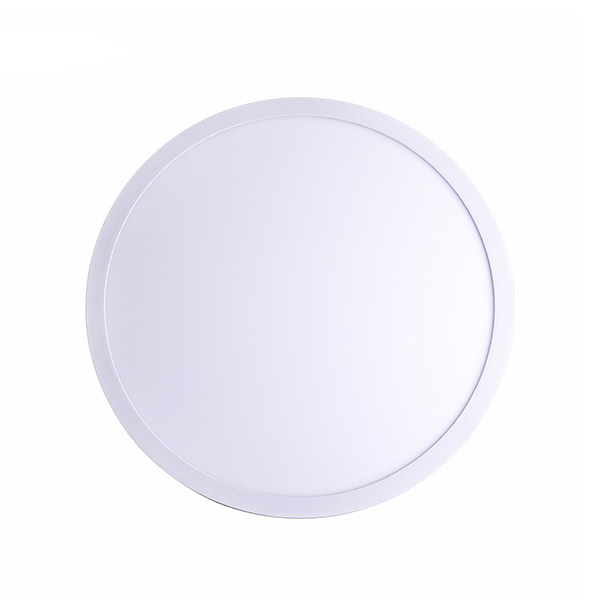 48W Suspended Surface Round LED Flat Panel Lamp 600mm