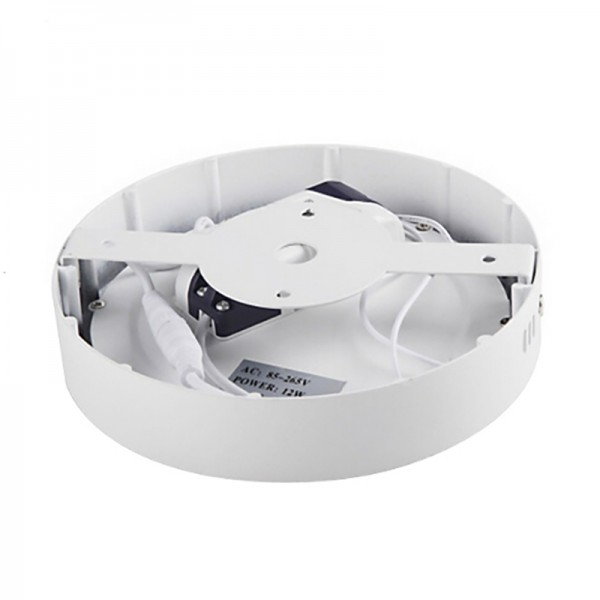 18W 24W Surface Mounted Microwave Sensor LED Flat Panel Downlight
