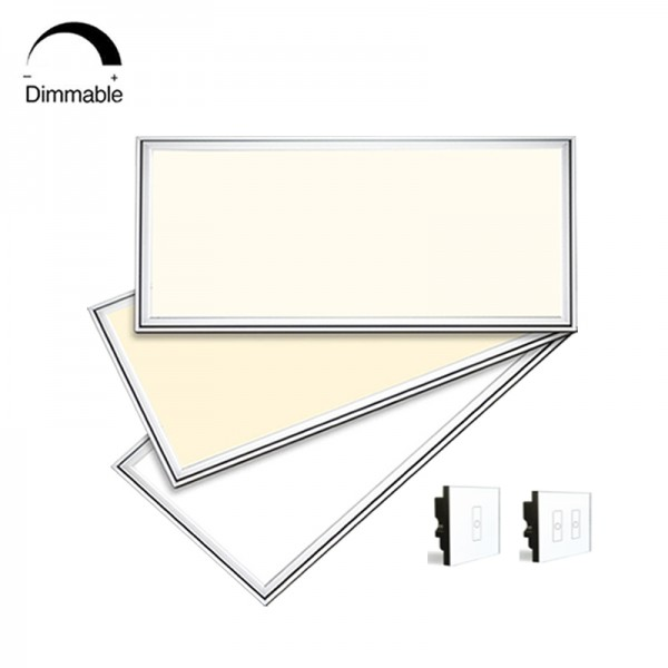 High Quality 20W 30×60 Recessed DALI Dimmable LED Flat Panel Light