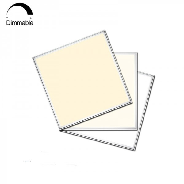 2.4G Wireless Control 54W 60x60cm Dimmable LED Office Panel Lamp