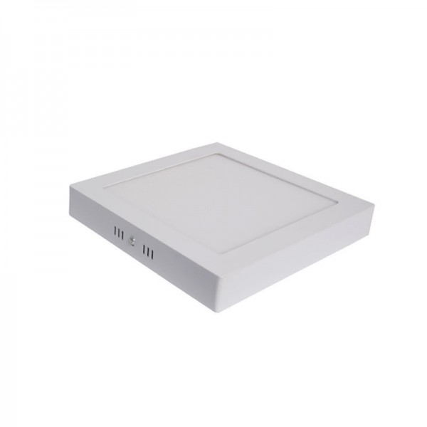 80lm/w-90lm/w 24W 30×30 Square LED Surface Wall Panel Downlight