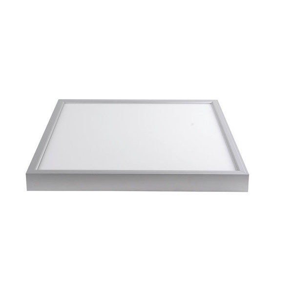 Big Size 48W 600x600mm Surface Mounted Square LED Panel Downlight
