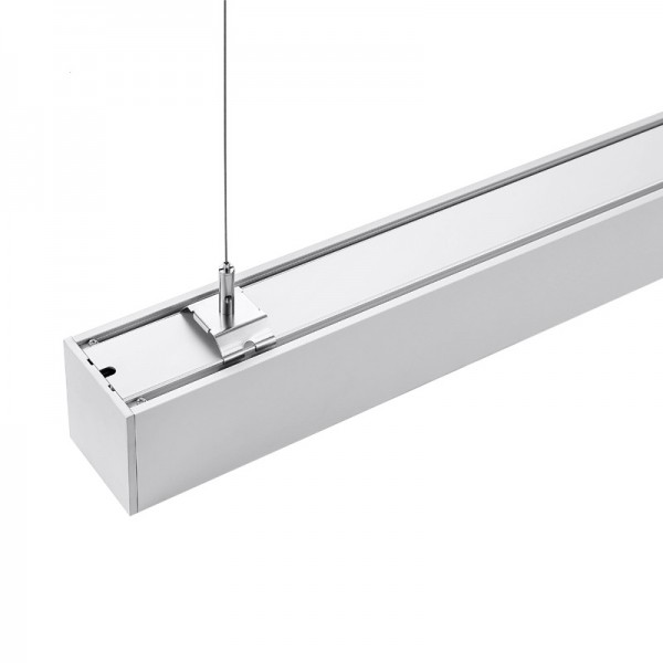 Factory Wholesales 1200mm 40W 50W Suspended Linkable LED Linear Light