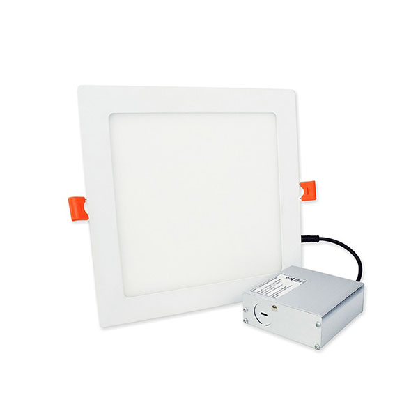24W 36W 30×30 UL DLC Recessed LED Ceiling Panel Downlight 12inch