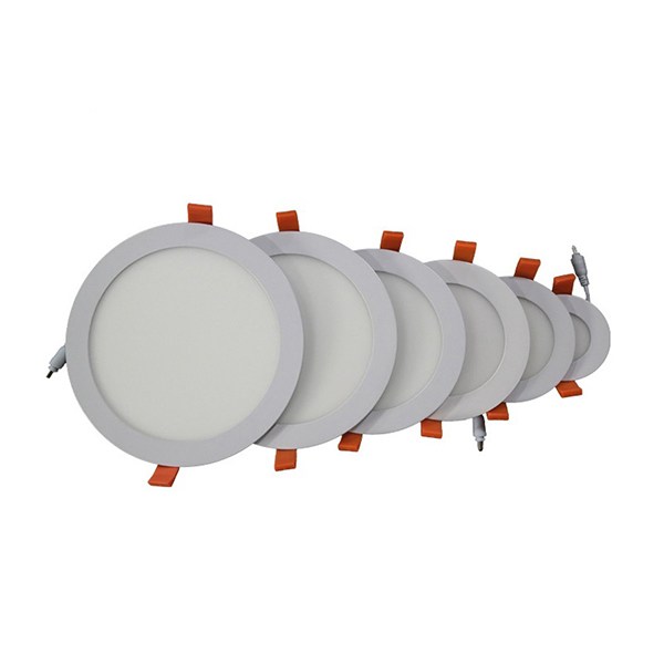 14W 170mm CCT Dimmable Recessed Round LED Ceiling Panel Light