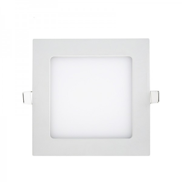 3W 6W 9W 12W 15W 18W 24W Recessed Microwave Sensor LED Panel Downlight