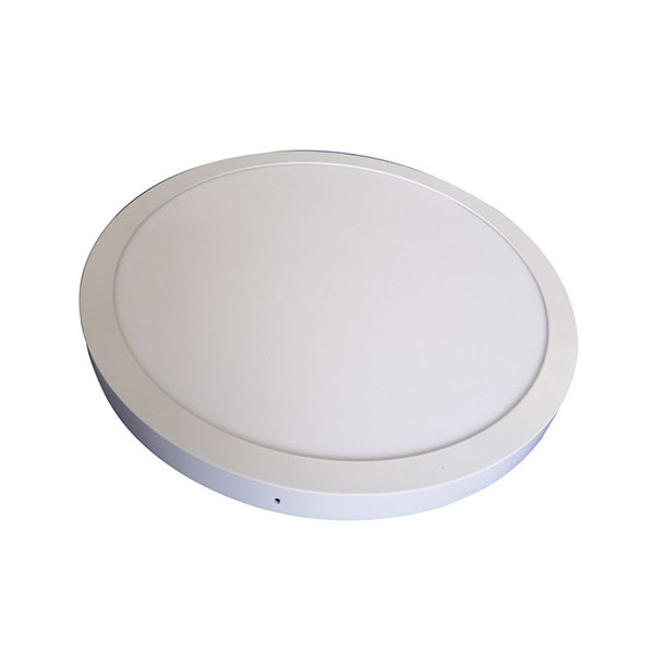 36W Surface Mounted Round LED Panel Downlight 400mm