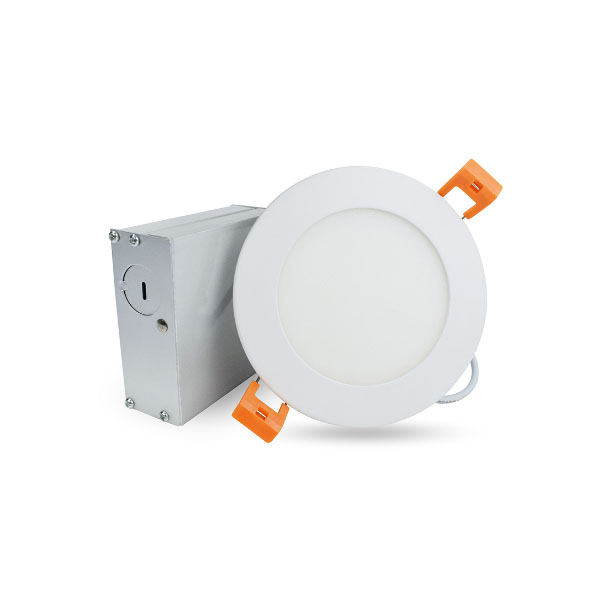 3W 4W UL ETL Recessed Round LED Flat Panel Light 4inch