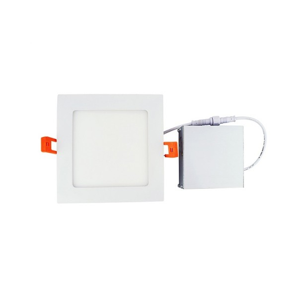 AC110V 3W 4W UL DLC Square LED Panel Dwonlight 4inch