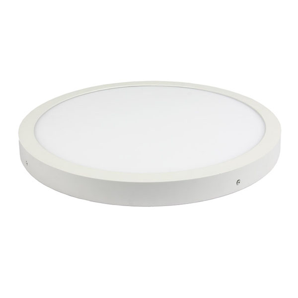 48W 600mm Dimmable Surface Mounted Round LED Panel Lights