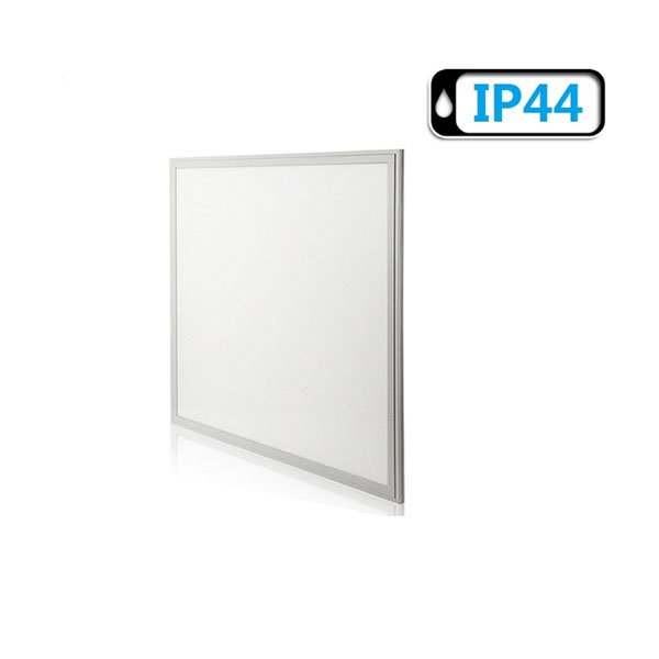 40W 600×600 Recessed IP44 Dimmable Waterproof LED Panel Light