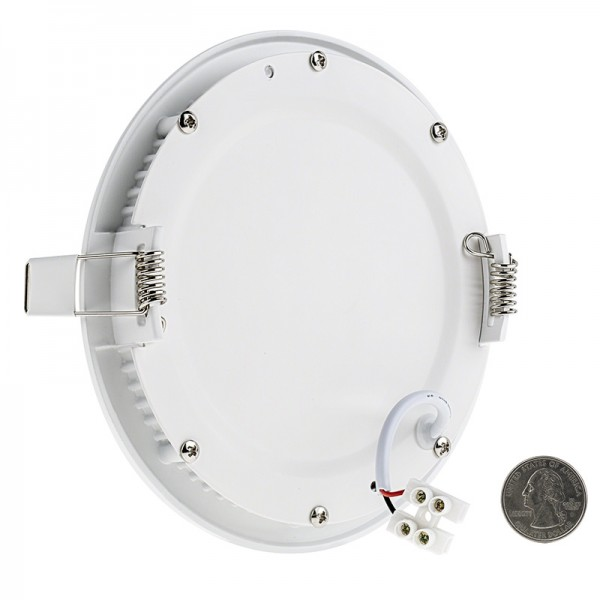 3 Years Warranty Energy Saving 9W 145mm Round LED Panel Downlight 6inch