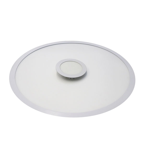 36W Ultrathin Recessed Round LED Flat Panel Downlight 500mm