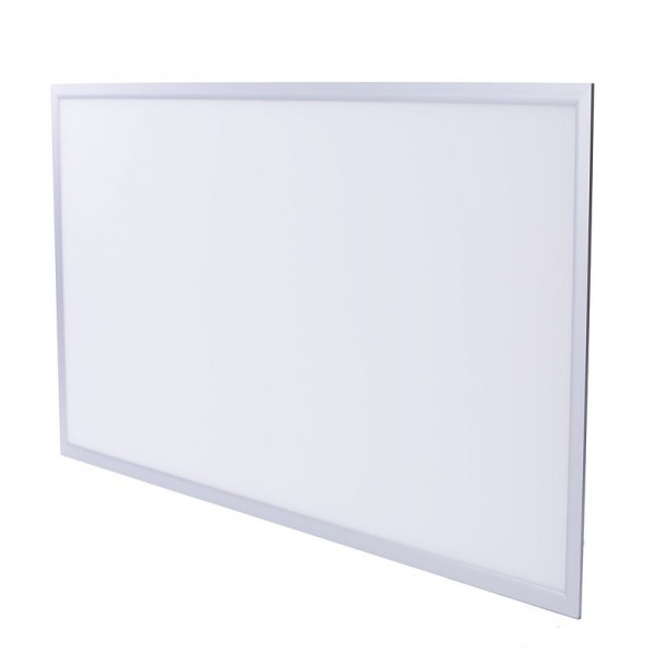 CE TUV 30×120 Microwave Sensor LED Flat Panel Light 600×1200