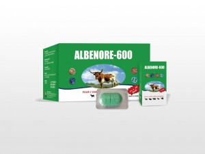 Factory Cheap Hot Albendazole Bolus 300 Mg - Albendazole Bolus 600mg – Lihua