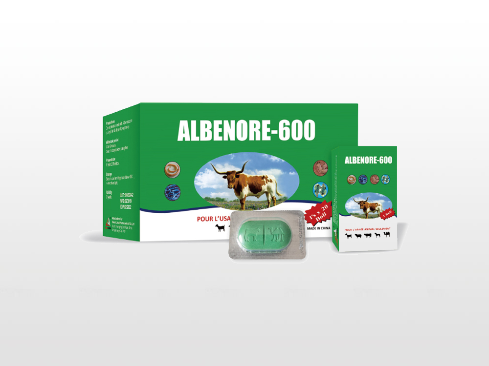 Albendazole Bolus 600mg Featured Image