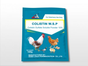 Colistin Sulfate Soluble Powder 10%