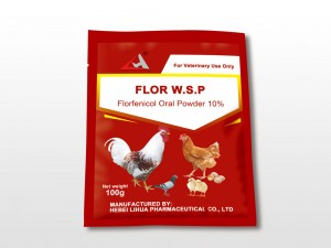 Florfenicol Oral Powder 10%