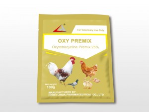 Oxytetracycline Premix 25%