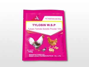 Tylosin tartrate Soluble Powder 10%
