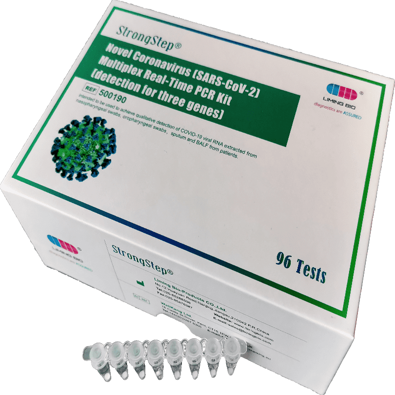 This highly sensitive, ready-to-use PCR kit is available in lyophilized format (freeze-drying process) for long-term storage. The kit can be transported and stored at room temperature and is stable for one year.