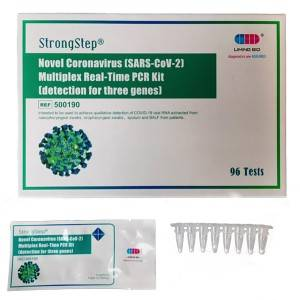 Novel Coronavirus (SARS-CoV-2) Multiplex Real-Time PCR Kit
