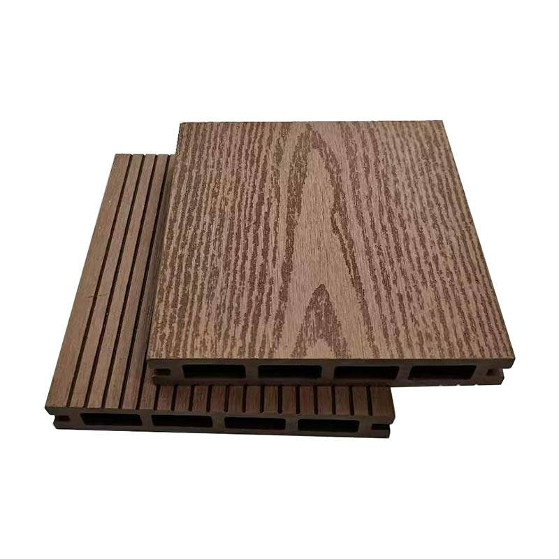 Outdoor Anti-corrosion WPC Hollow Decking Featured Image